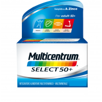 Multicentrum Select 50+ 90 compresse