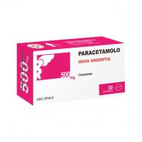 Paracetamolo Nova Argentia 500mg 30 compresse
