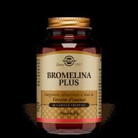 Solgar Bromelina Plus 60 capsule