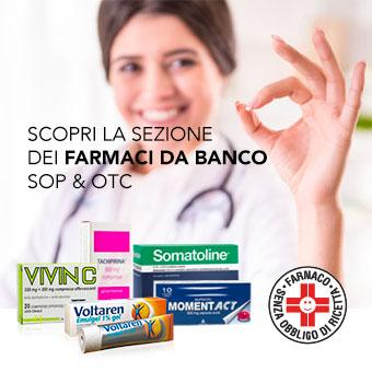 Farmaci da banco SOP/OTC Superfarma